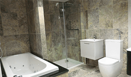 bathroom fitter westwales