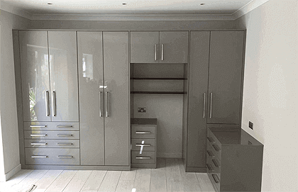 bedroom fitters westwales